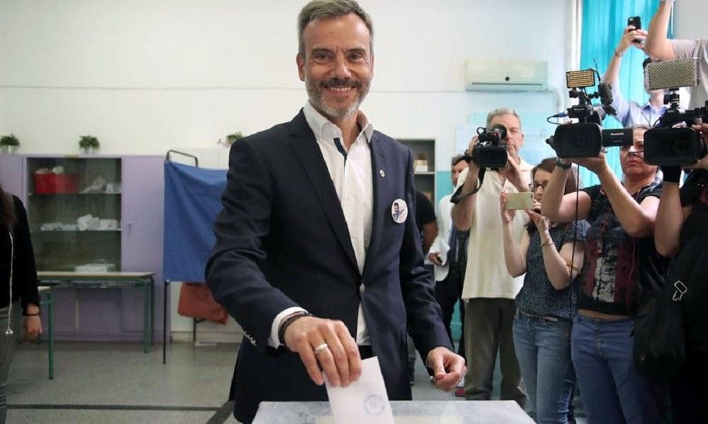 Έκπληξη στη Θεσσαλονίκη: Δήμαρχος ο Ζέρβας με 67%