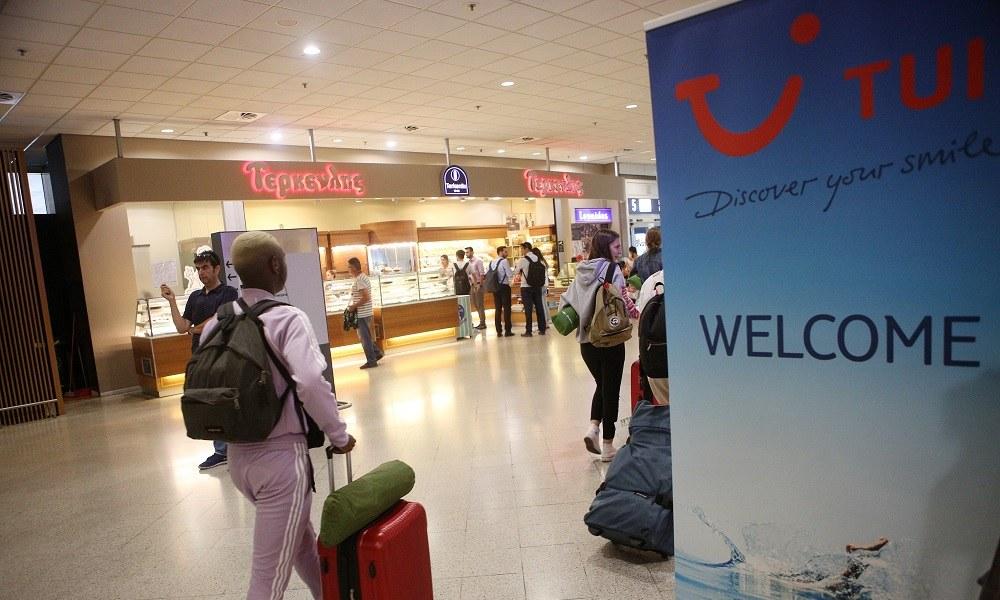 «Γερμανοί αστυνομικοί ελέγχουν επιβάτες σε ελληνικό αεροδρόμιο»