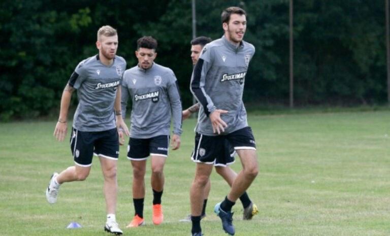 Μελιόπουλος: Εκτός ΠΑΟΚ ο νεαρός ποδοσφαιριστής