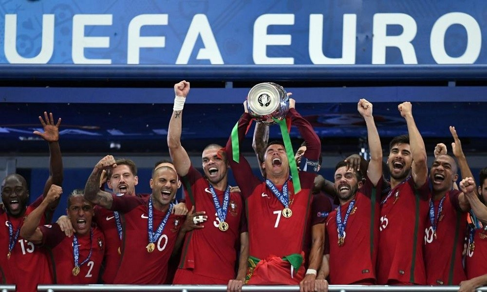 Σαν σήμερα 10/7: Η Πορτογαλία του Σάντος κατακτά το Euro