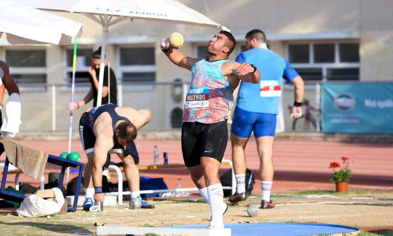 Στόχος η συμμετοχή στους ολυμπιακούς για Μουζενίδη και Λατιφλάρι!