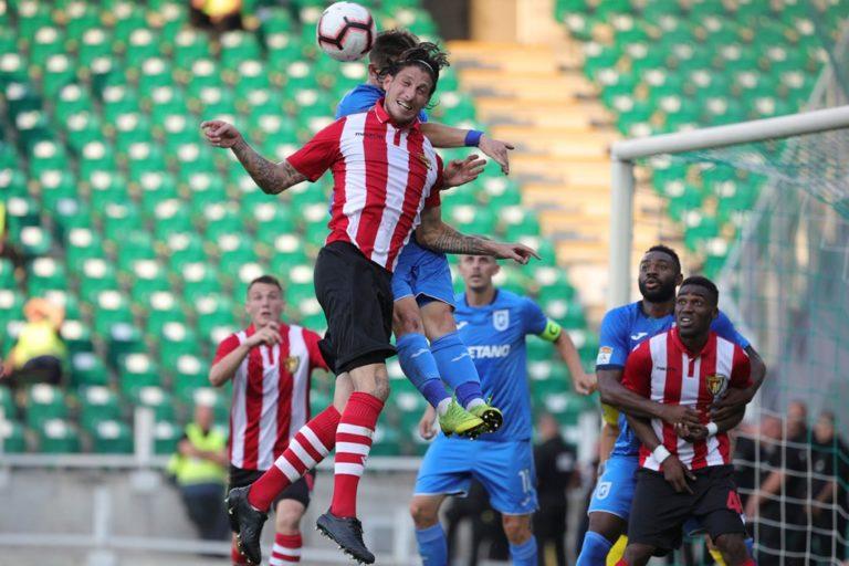 Χόνβεντ-Κραϊόβα 0-0: Δεν τρομάζουν την ΑΕΚ (vid)
