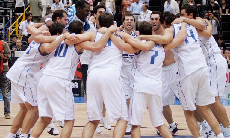 FIBA: Θυμήθηκε τον άθλο της Εθνική του 2006 επί των ΗΠΑ (vid)