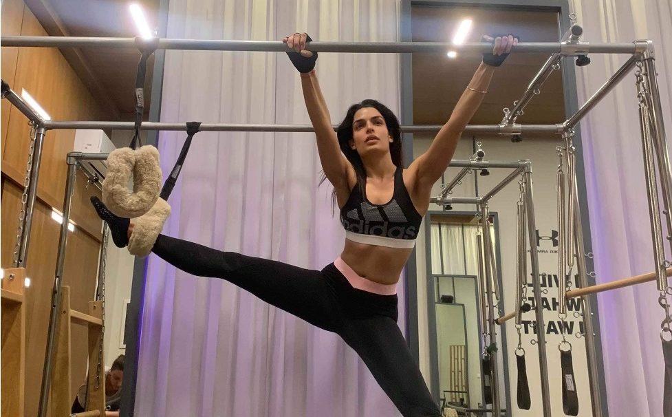 Τόνια Σωτηροπούλου: Η αγαπημένη της γυμναστική για τέλειο σώμα και τα μυστικά της προπόνησής! (pics)