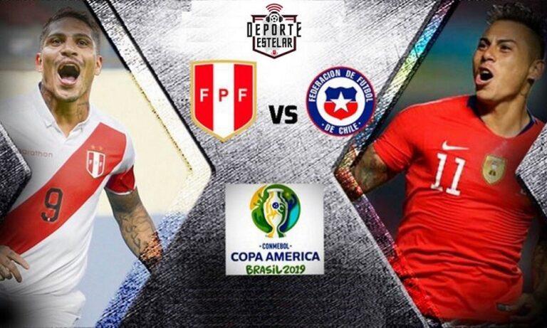 Χοσέ 3/7 Στοίχημα: Στον τελικό ξανά η Χιλή