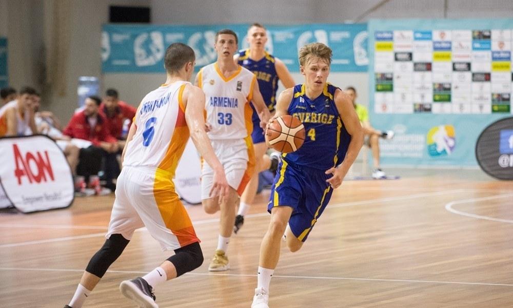 Eurobasket U20: +123 σε αγώνα της β' κατηγορίας!