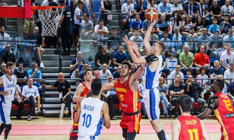 Ευρωμπάσκετ U20: Δεύτερο σερί χρυσό για το Ισραήλ