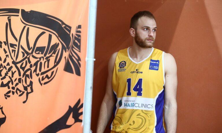 Δημήτρης Κακλαμανάκης: Πιο βελτιωμένος στη Basket League