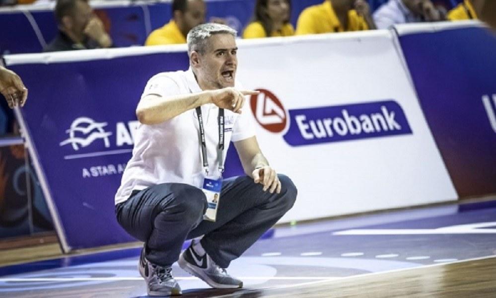 Καστρίτης:«Πιστεύουμε πολύ στα παιδιά της Εθνικής U19»