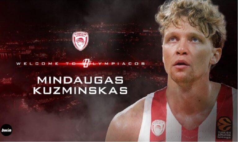 Ολυμπιακός: Επίσημα «ερυθρόλευκος» ο Κουζμίνσκας!
