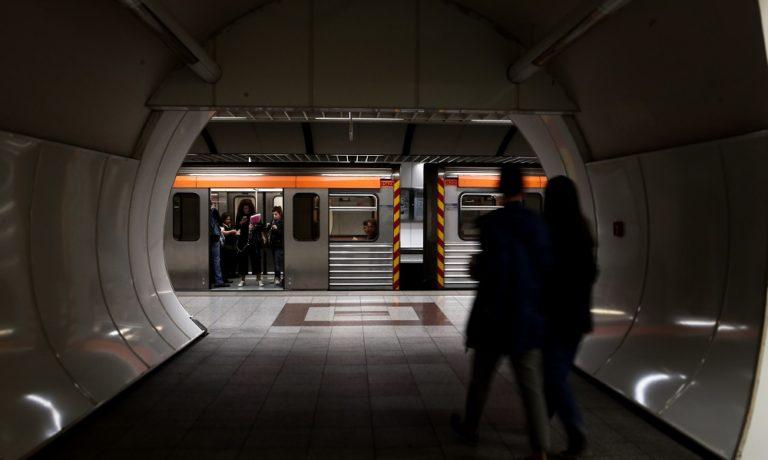 Μετρό: Συναγερμός για ύποπτη βαλίτσα