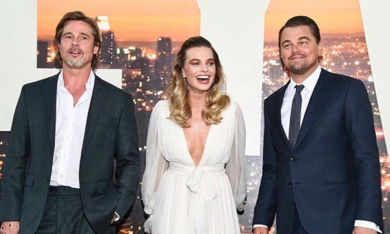Once Upon a Time in Hollywood: Λαμπερή πρεμιέρα με Πιτ και Ντι Κάπριο