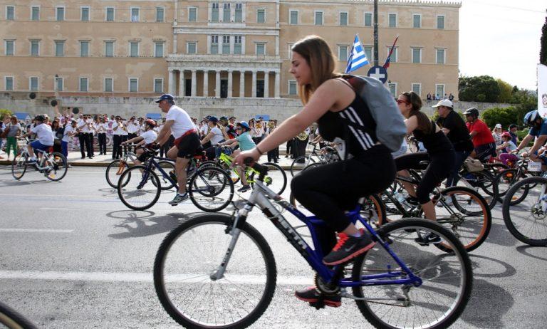 Ποδήλατα: Υποχρεώσεις και βαριά πρόστιμα προβλέπει ο νέος ΚΟΚ
