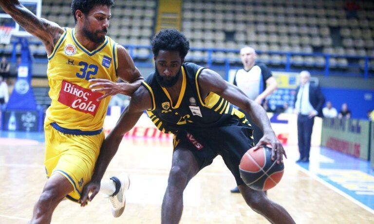 Σαντ - Ρους: Καλύτερος αμυντικός στην Basket League