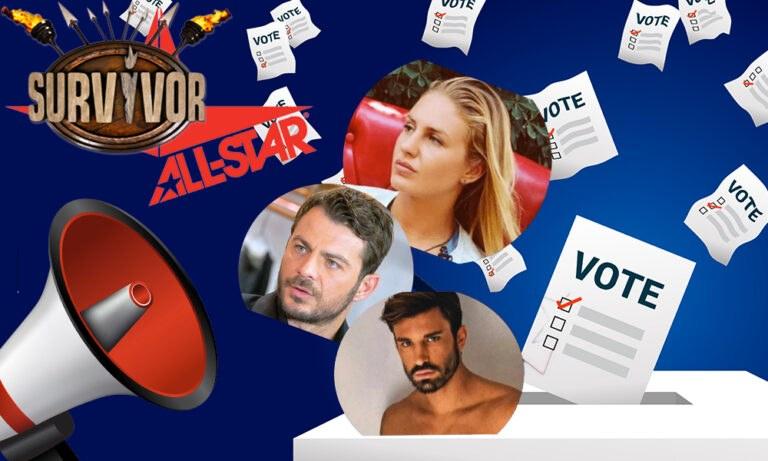 Survivor All-Star: MEGA Ψηφοφορία! Ποιους θες μέσα;