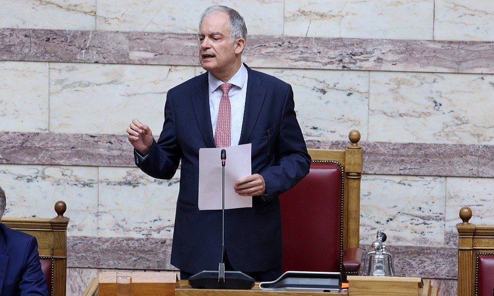 Τασούλάς: Νέος πρόεδρος της Βουλής με ρεκόρ