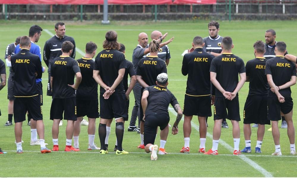 ΑΕΚ: Πρώτο φιλικό σήμερα (18:00) με Γκόρνικ Ζάμπρζε - Sportime.GR