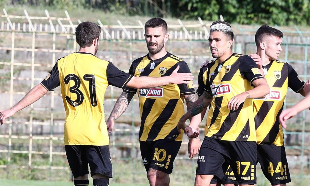 ΑΕΚ-Γκόρνικ 1-0: Τα highlights της αναμετρησης - Sportime.GR