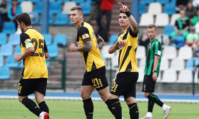 ΑΕΚ-Σταλ Σταλόβα 1-1: Τεστ για πολλούς, το πέρασαν λίγοι