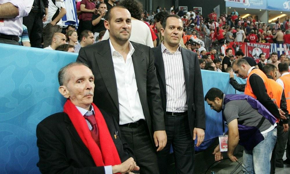 Κωνσταντίνος Αγγελόπουλος: «Έχουν αποδυθεί σε έναν πόλεμο λάσπης» - Sportime.GR