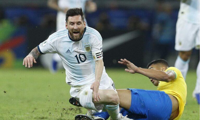 Χοσέ 6/7: Αυλαία με γκολ στο Αργεντινή-Χιλή