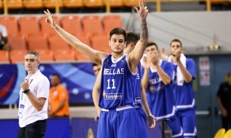 Αρσενόπουλος: «Στόχος μου να μείνω στον Ολυμπιακό»