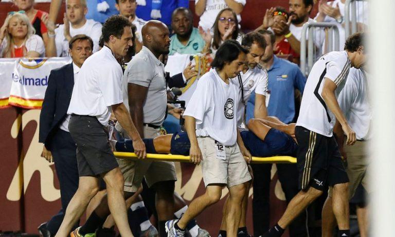 Ρεάλ Μαδρίτης: Διέλυσε το γόνατό του ο Ασένσιο (vids)