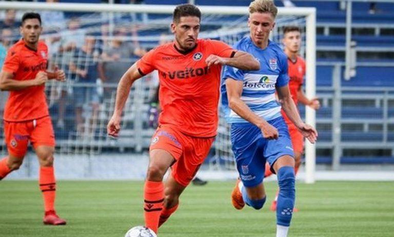 Τσβόλε – Αστέρας 1-0: «Αυλαία» με ήττα στην Ολλανδία