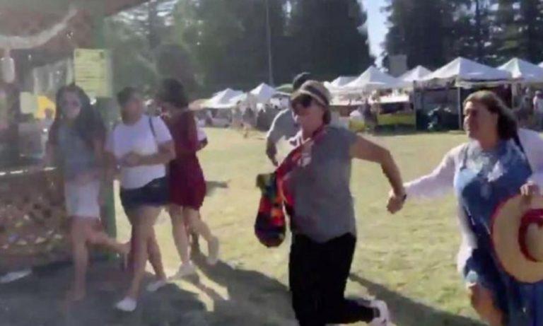 Καλιφόρνια: Μακελειό σε φεστιβάλ με τέσσερις νεκρούς (pics)