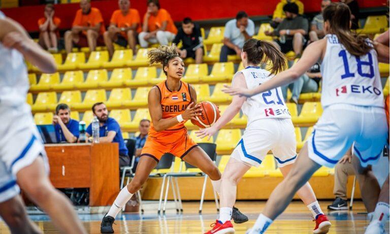 Εθνική Νεανίδων: Στην τετράδα του Eurobasket Β' κατηγορίας
