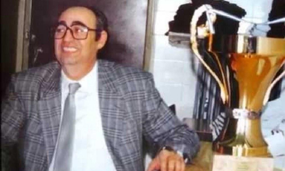ΑΕΛ: Δεν ξεχνά τον εμβληματικό Στέλιο Καντώνια