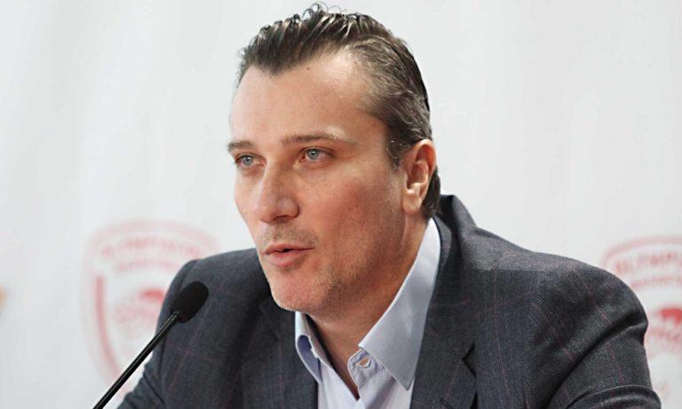 Ολυμπιακός: Λεπενιώτης ο διάδοχος του Σταυρόπουλου