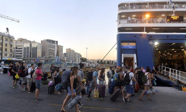 Καλοκαίρι 2019: Γέμισαν τα λιμάνια, τεράστια πληρότητα