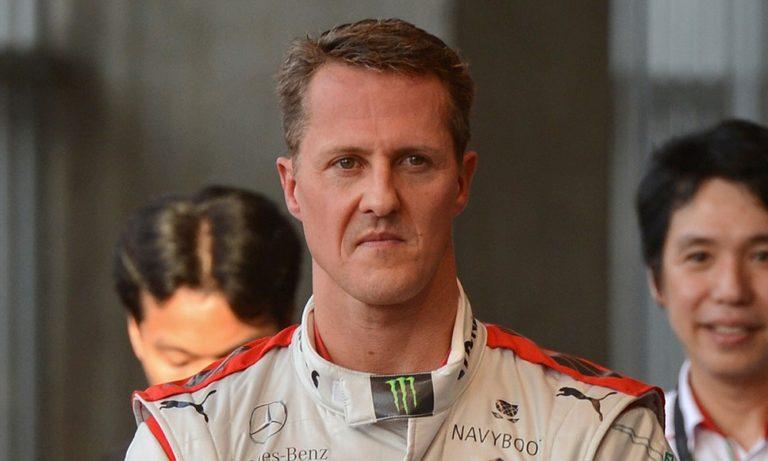 Σουμάχερ: Παρακολουθεί αγώνες της Formula 1!