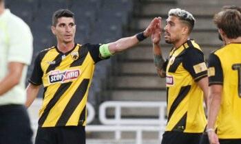 Europa League: Με Χόνβεντ ή Κραϊόβα η ΑΕΚ!