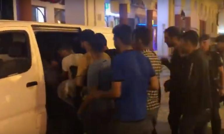 Θεσσαλονίκη: Πρόσφυγες ζήτησαν να συλληφθούν!