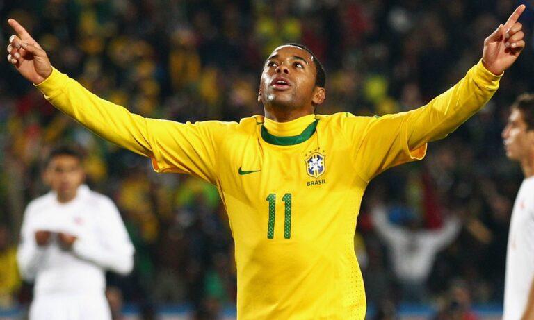 Ρομπίνιο: Πάει φυλακή o Bραζιλιάνος σταρ! (video)