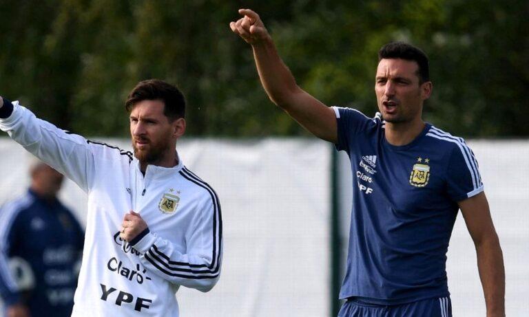 Αργεντινή: Με Σκαλόνι στο Μουντιάλ του Κατάρ!