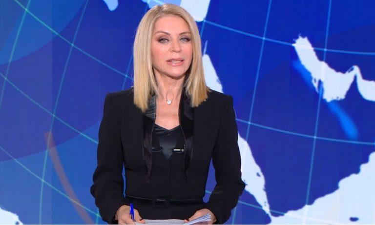 Έλλη Στάη: Τέλος από το Open TV η γνωστή παρουσιάστρια