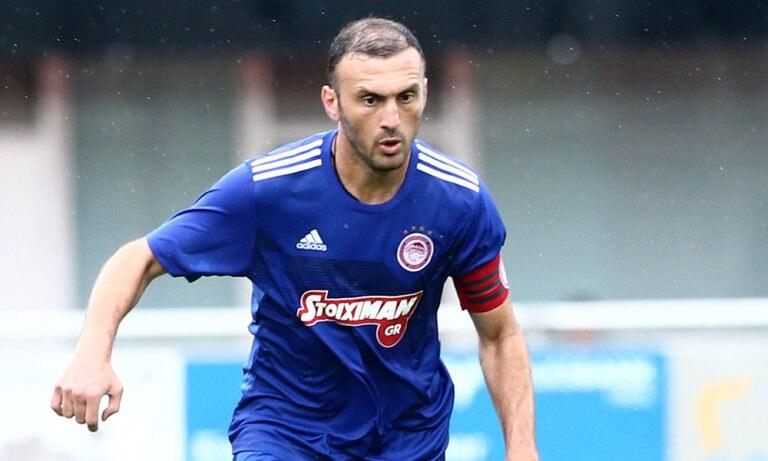 Τοροσίδης: «Τα πιο κρίσιμα ματς της σεζόν»