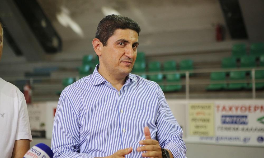 Αυγενάκης: Συνάντηση με Σαββίδη, Καρυπίδη, Γαλατσόπουλο