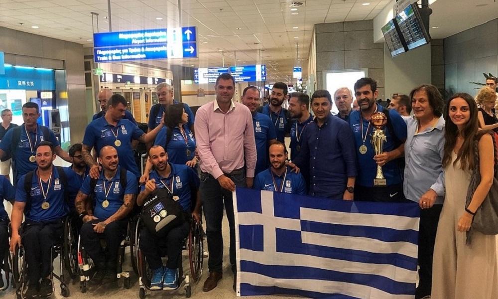 Στην κορυφή της Ευρώπης η Εθνική Ομάδα Καλαθοσφαίρισης με Αμαξίδιο – Στο πλευρό της ΟΣΕΚΑ ο Μέγας Χορηγός της ΟΠΑΠ