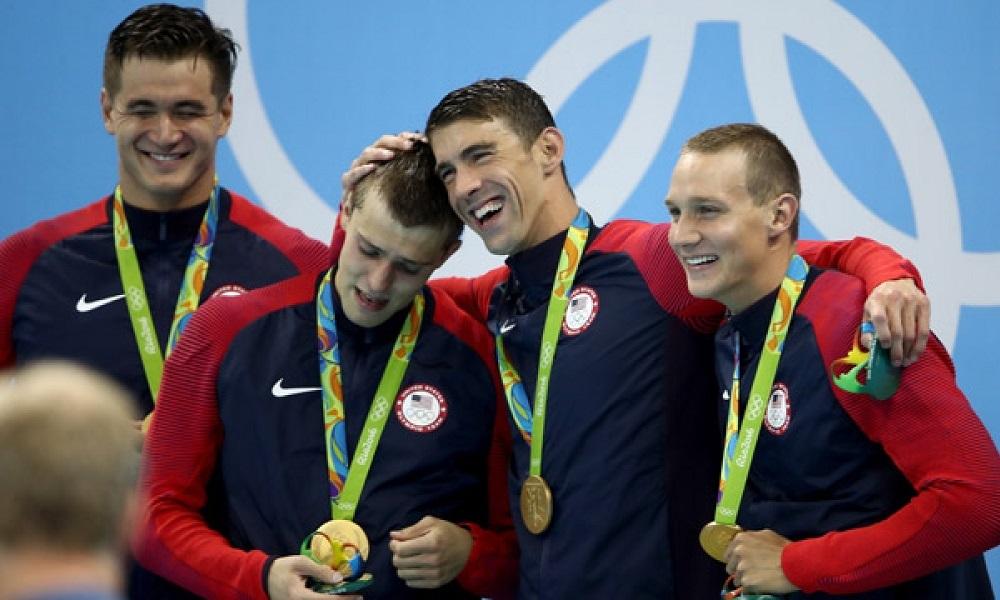 Σαν Σήμερα 8/8: Ο Φελπς κατακτά το 23ο ολυμπιακό μετάλλιο του (vid)