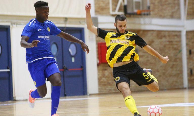 ΑΕΚ Futsal: Πάλεψε, αλλά δεν τα κατάφερε