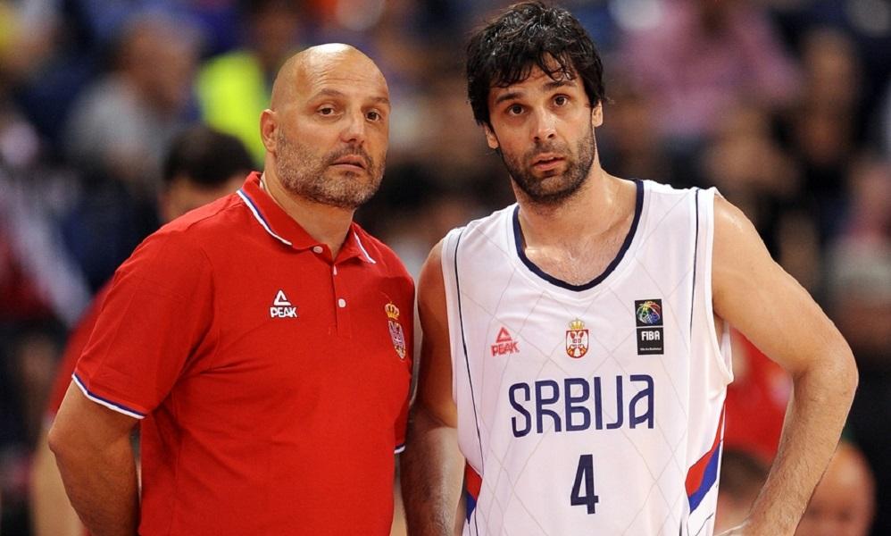 Σερβία: Χάνει το Παγκόσμιο ο Τεόντοσιτς, αυτός είναι ο αντικαταστάτης του - Sportime.GR
