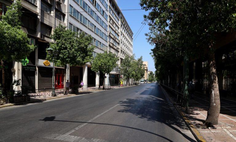 Δεκαπενταύγουστος: Η Αθήνα… πόλη φάντασμα (pics)