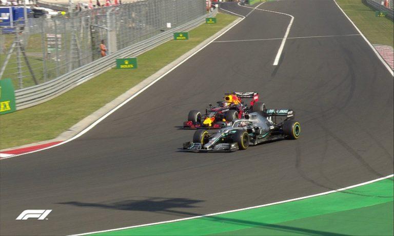 Formula 1: Μεγάλη νίκη Χάμιλτον στο Ουγγρικό GP