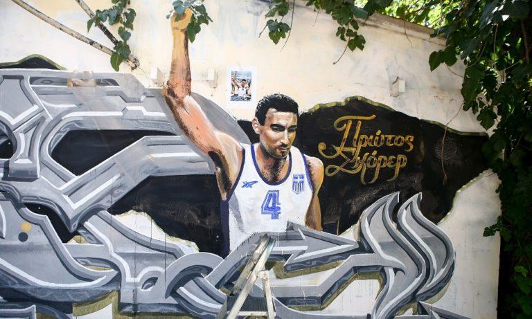 Βανδάλισαν ξανά το γκράφιτι του Γκάλη! (pic)
