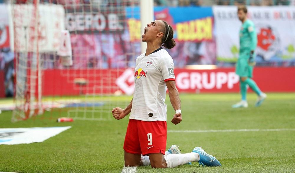 Bundesliga: Νίκες για Λειψία και Βόλφσμπουργκ (vid)