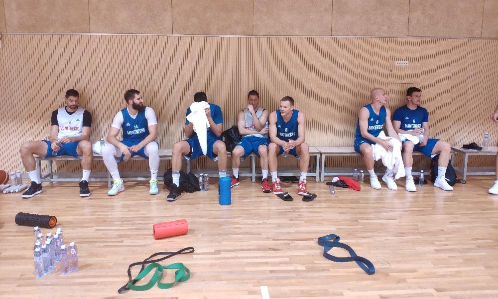 Μαυροβούνιο: Πρώτη προπόνηση στην Ναντζίνγκ - Sportime.GR